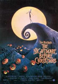Nightmare before Christmas / Tim Burton