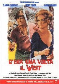 C'era una volta il West [videoregistrazione] / regia di Sergio Leone ; musiche Ennio Morricone ; con Claudia Cardinale, Henry Fonda, Jason Robards