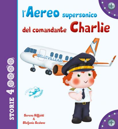 L'Areo supersonico del comandante Charlie