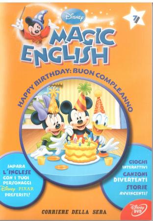 Happy Birthday : Buon compleanno