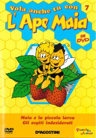 7: Maia e la piccola larva