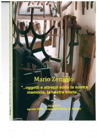 """Mario Zenzolo """"..oggetti e attrezzi sono la nostra memoria, la nostra storia.."""""""