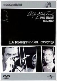 La  finestra sul cortile [DVD]