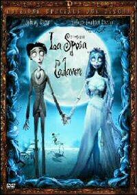 La sposa cadavere [videoregistrazione] / diretto da Tim Burton, Mike Johnson ; con Johnny Depp, Helena Bonham Carter DVD