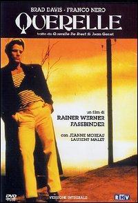 Querelle [videoregistrazione] / un film di Rainer Werner Fassbinder ; con Brad Davis, Franco Nero, Jeanne Moreau, Laurent Malet; tratto da Querelle De Brest di Jean Genet