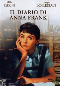 """Il diario di Anna Frank / produced and directed by George Stevens ; based on the book """"Anne Frank the diary of a young girl"""""""