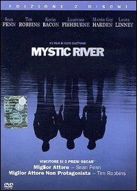 Mystic River / un film di Clint Eastwood ; principali interpreti: Sean Penn, Tim Robbins, Kevin Bacon, Laurence Fishburne, Marcia Gay Harden, Laura Linney