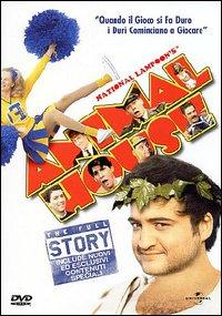 Animal house [Videoregistrazione] / [regia: John Landis ; principali interpreti: Tim Matheson; John Vernon; Verna Bloom; Tom Hulce; Donald Sutherland; Kevin Bacon; John Belushi]