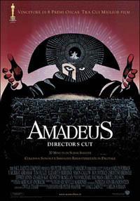 Amadeus [Videoregistrazione] / [regia di Milos Forman ; principali interpreti: Fred Murray Abraham; Tom Hulce; Elizabeth Berridge; Simon Callow]