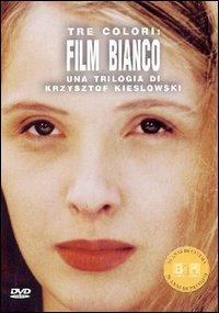 Tre colori: film bianco /  regia di Krzysztof Kieslowski ; DVD