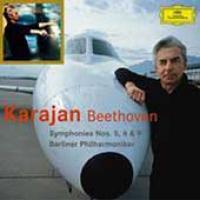 Beethoven: Symphonies 5, 6 & 9 / Ludwig van Beethoven ; Berliner Philharmoniker ; Herbert von Karajan