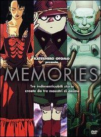 Memories [Videoregistrazione] / regia di Koji Morimoto, Tensai Okamura, Katsuhiro Otomo