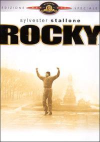 Rocky / regia di John G. Avildsen ; principali interpreti: Sylvester Stallone, Talia Shire, Burt Young, Burgess Meredith, Carl Weathers