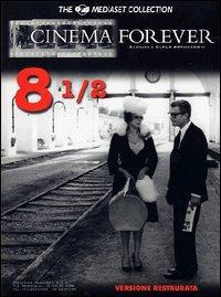 8 1/2 = Otto e mezzo [videoregistrazione] / un film di Federico Fellini ; con Marcello Mastroianni, Anouk Aimée, Sandra Milo, Claudia Cardinale, Rossella Falk