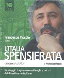 Francesco Piccolo legge L' Italia spensierata