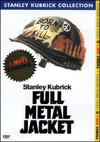 Full Metal Jacket [videoregistrazione] / [regia di] Stanley Kubrick ; [principali interpreti: Matthew Modine, Vincent D'Onofrio, Lee Ermey, Dorian Harewood, Arliss Howard, Kevin Major Howard, Ed O'Ross, Adam Baldwin]