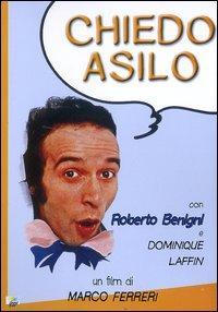 Chiedo asilo [videoregistrazione] / un film di Marco Ferreri ; con Roberto Benigni e Dominique Laffin