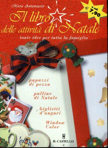 Il libro delle attività di Natale