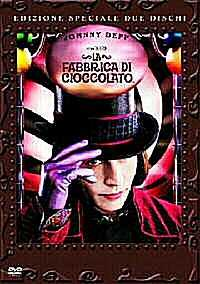 La fabbrica di cioccolato [DVD]