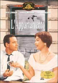 L' appartamento [videoregistrazione] / regia di Billy Wilder ; con Jack Lemmon, Shirley MacLaine, Fred MacMurray