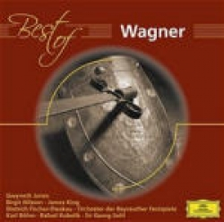 Best  of  Wagner [audioregistrazione]