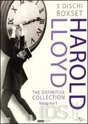 Harold Lloyd. The Definitive Collection. Vol. 1 [videoregistrazione]