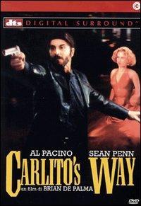 Carlito's Way [Videoregistrazione] / regia di Brian De Palma ; con Al Pacino, Sean Penn