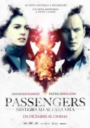 Passengers. Mistero ad alta quota