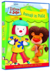 Circo di Jojo. Animali in pista.