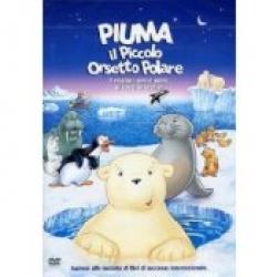 Piuma il piccolo orsetto polare