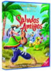 Saludos Amigos - DVD