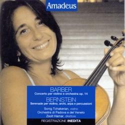 Concerto per violino e orchestra op.14 [Audioregistrazione]