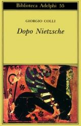 Dopo   Nietzsche