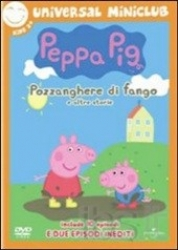 Peppa Pig. Pozzanghere di fango e altre storie - DVD