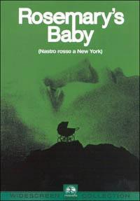 Rosemary's baby [Videoregistrazione] = Nastro rosso a New York / [regia di Roman Polanski ; principali interpreti: Mia Farrow, John Cassavetes, Ruth Gordon, Sidney Blackmer, Maurice Evans, Ralph Bellamy