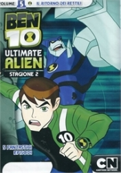 Ben 10. Ultimate Alien. Stagione2. Vol. 5