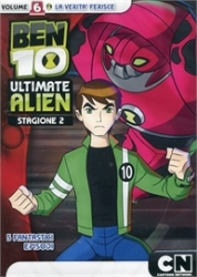 6: Ben 10, Ultimate Alien. 2
