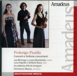 Concerti e sinfonie concertanti