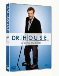 Dr. House. Medical Division .  stagione uno ep. 9-12