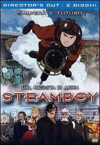 Steamboy [Videoregistrazione] / regia di Katsuhiro Otomo