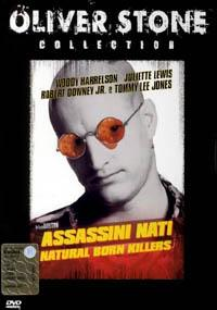 Assassini nati [Videoregistrazione] / un film di Oliver Stone ; principali interpreti: Woody Harrelson, Juliette Lewis, Robert Downey Jr., Tommy Lee Jones, Richard Lineback, Lanny Flaherty, Ashley Judd
