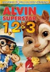 Alvin superstar 1,2 & 3