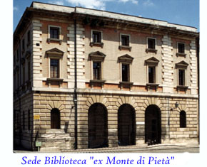 Biblioteca_Comunale - Comune di Gemona