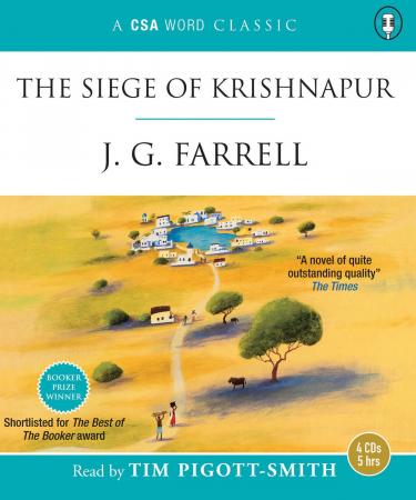 The siege of Krishnapur