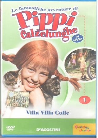 Le fantastiche avventure di Pippi Calzelunghe : 1 : Villa Villa Colle