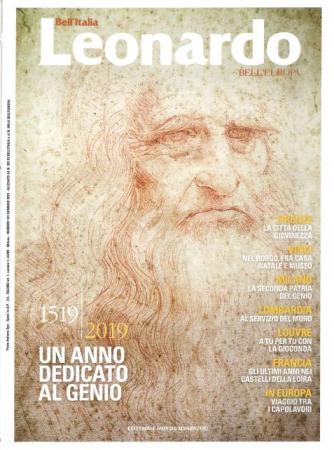 Leonardo: 1519/2019 un anno dedicato al genio