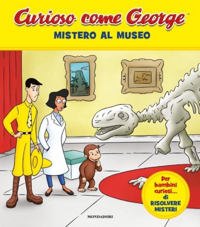 Curioso come George. Mistero al museo