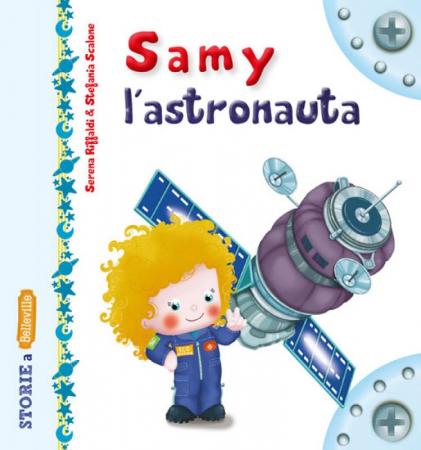 Samy, l'astronauta
