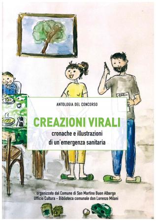 Antologia del concorso Creazioni Virali