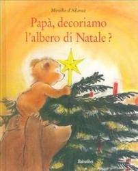 Papà, decoriamo l'albero di Natale?